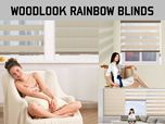 Woodlook Rainbow Blinds in Singapore
