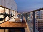 Black & White Penthouse