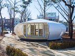 Membrane Pavilion