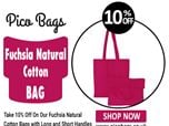 Excessive Increase in the Use of Cotton Shoulder Bags in Showbiz Industry