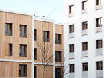 71 Social Housing Units La Courneuve