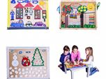 Smart board eco toys for preschool