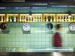 Frankfurt Station restaurant