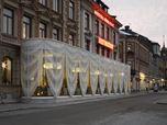 Pavilion for Best Western Hotel Baltic