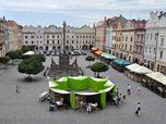 Green Market Stalls