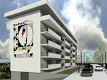 BAUHAUS In Belgrade - A new building in honor of the 100th anniversary of the Bauhaus jubilee
