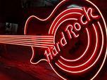 Hard Rock Custom Made Lighting