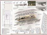 Progettazione di un edificio espositivo con struttura reticolare a ponte in zona sismica