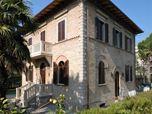 Ristrutturazione edilizia di villa di pregio storico-architettonico