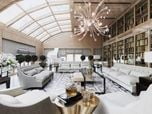 Penthouse in Art Deco style