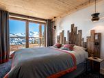 Appartement de prestige en montagne