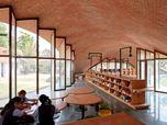 Maya Somaiya Library, Sharda School