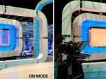 DreamGlass® privacy glass; TV show Applications