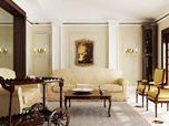 classic decoration in private villa
