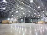 Project to show how LED lighting can improve warehouses