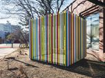 Pipe Pavilion by SpaceTong (ArchiWorkshop)