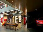 Ferrari flagship store