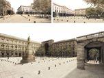 Piazza della Scala - 3° classificato del concorso di idee