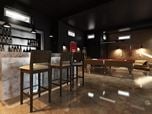 Basement floor*game zone Interior