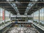 "Astana Train Station - ""Nurly Jol"""