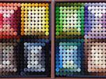 Color Pom box