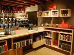 Indimenticabile caffetteria - progettato da: Zamprogno Deny & Massimo Marin