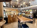 rosebymary - food retail interior design
