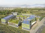 Construction d'un Lycée neuf à Gignac