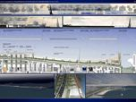 Riqualificazione del fronte mare del litorale San girolamo - Fesca, 1° classificato