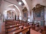 Restauro architettonico della Chiesa di S.Egidio, loc. Bagnara