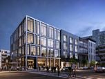 3D Exterior Render Of Business Centre in Cleveland
