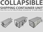 Collapsible Container Unit