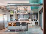 Cucina industrial artigianale