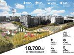 Concorso di Idee - Parco urbano e aree attrezzate a verde - Bari - 2° Classificato