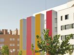 41 social dwellings ein Vallecas Madrid