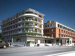 nuovo complesso residenziale - alberghiero