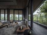 Jiunvfeng · Cloud of Hometown Resort Hotel / line+