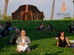 """Tenda Tuareg per il Film """"LA GRANDE BELLEZZA"""" di Paolo Sorrentino"""