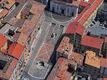 Piazza del Papa in Ancona