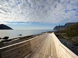 Tungeneset viewpoint - National Tourist Routes in Norway