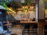 416 vegan restaurant-Tel Aviv- Israel