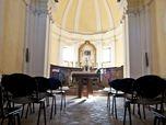 Restauro architettonico della Chiesa di Santa Croce, Abbazia di Sassovivo