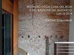 Restauro Casa del Boia e Torrione del Bastardo - Casa del Maestro di Giustizia - Lucca, Italia