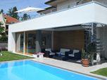 Ampliamento villa e nuova piscina