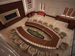 Al-Baraka Bank Furniture Design