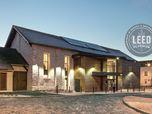Médiathèque Municipale LEED Platinum