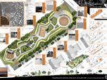 Riqualificazione dell'area verde sita in via Aurelio Saffi