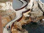 Aldilonda - Promenade over the sea