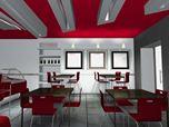 """Progetto Interni """"Il Baretto"""" - American Bar"""