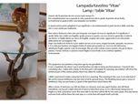 Lampada / Tavolino Vitae